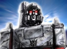 Megatron by ButtZilla