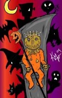 King of Halloween by MacabreMajesty