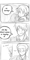 APH My West-Sense is tingling by MrLudwigBeilschmidt