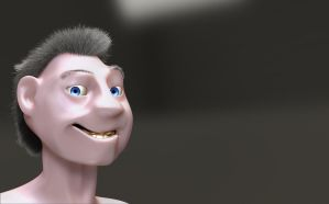 Zbrush doodle Artie by UnexpectedToy