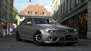 2008 Mercedes-Benz C63 AMG (Gran Turismo 5) by Vertualissimo