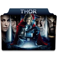 Thor The dark world icon by jithinjohny