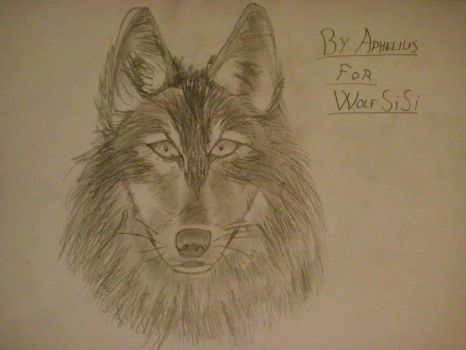 For ya Wolf-Sisi by TheAphelius