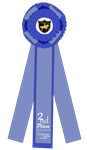 Ribbon 2nd Place by Shangol
