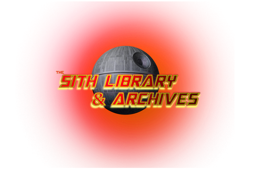 The Sith Library Transparent Background Logo by Darth-Pravius