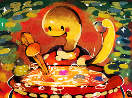Day 6: Bug- Shuckle by Teatime-Rabbit