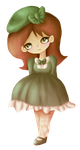 Pretty in Green by Wendy-the-Creeper