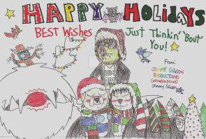 Holiday Card Project 2014-Entry by CelmationPrince