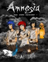 Amnesia: The Occurence by Vin0079