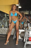 Figure Competition Day After by missmjwilson