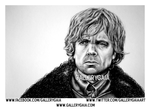 Tyrion Lannister from Game of Thrones by GalleryGaia