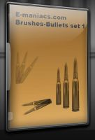 Bullets brushes by Radyb
