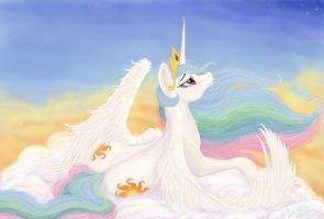 Princess of the Sun by L-jare