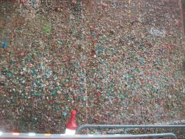 THE.GUM.WALL. by SugarNspices