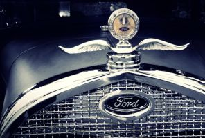 Vintage Ford by FrancesColt