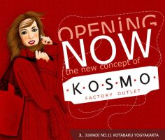 Kosmo Print Ad - preview by thomasdian