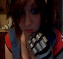 Gaige the Mechromancer on random webchatness XD by KiMMERWiMMER
