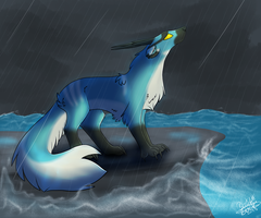 The Storm by BlaideBlack