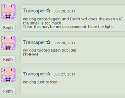 A thrilling trilogy by Transaper