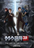 Mass effect and doctor who by Ioana-Muresan
