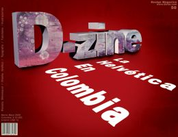 D-zine magazine cover by samextremo