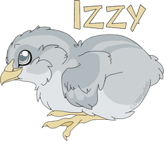 Izzy Ref Picture by MBPanther