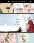 How InuYasha eats a Reeses by ALM82
