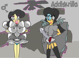 sissymaid eroctica 03 by Addiskrilla