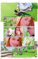 Jean Grey Page 30 by mikemayhew