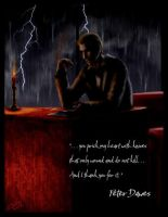 The Poetic Vampire by peterdawes