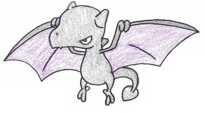 aerodactyl pre-evolution - adopted by FrozenFeather
