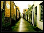 Yet Another Alley by radon566