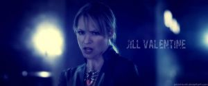 Jill Valentine Resident Evil Retribution edited #2 by pejtarecek