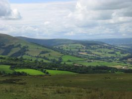 Nature 251 Brecon Beacons by Dreamcatcher-stock