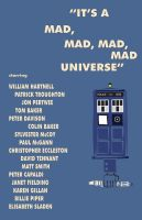 It's A Mad Mad Mad Mad Universe by nerdliterature