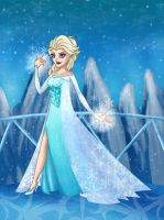 The Cold Never Bothered Me Anyway by Jade-the-Tiger