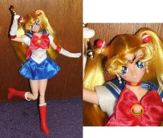 Sailor Moon 11' VOLKS DOLL by SetsunaKou