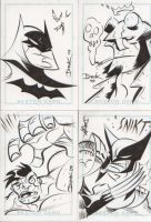 Sketchcards by dfridolfs