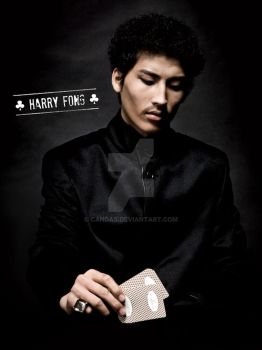 harry fong by candas