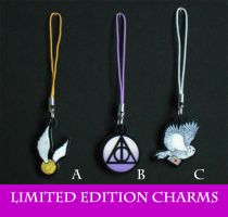 Harry Potter Limited Charms by AriesNamarie