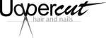 Uppercut Hair logo by snosnke0321