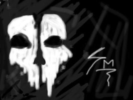 Call of Duty Ghosts Logo by indy7738