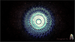 Abstract wallpaper by DroxyClan