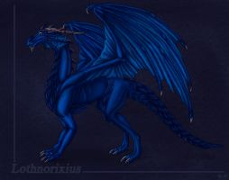 Lothnorixius - commish- by Aarok
