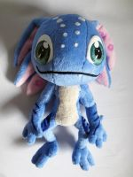 Fizz plush by nfasel