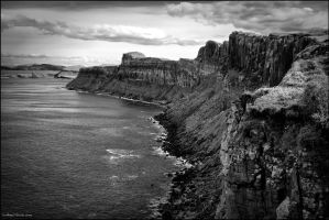 Kilt Rock by indeepsilence