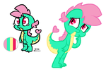 Candy REF by SecretMonsters