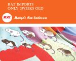 Rat Imports - Free OR 2 points - Closed by Lord-Lingo