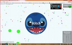 Agar.io Stitch by YollerZ