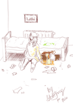 I miss you. by AstuteFrog
